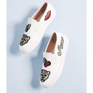 Kate Spade Lizbeth Slip On Sneakers